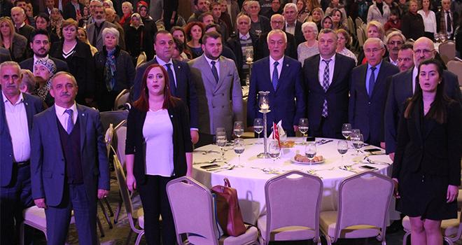 İYİ Parti Ataşehir, Meclis Üyesi Adaylarını Tanıttı