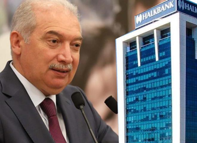 Mevlüt Uysal'a Ataşehir'de bulunan Halk Bankası'nda önemli görev!