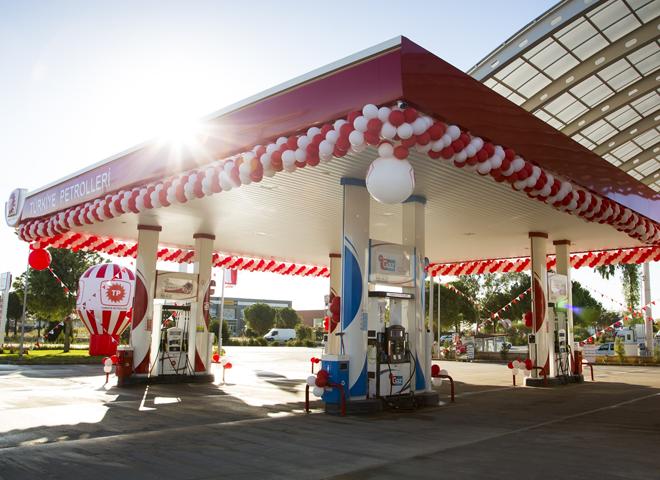 Türkiye Petrollerinin Ataşehir İstasyonu Açıldı!