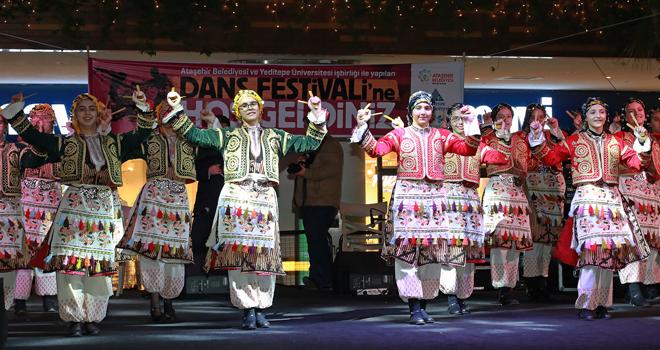 Dünya Dans Günü Ataşehir'de Etkinliklerle Kutlandı