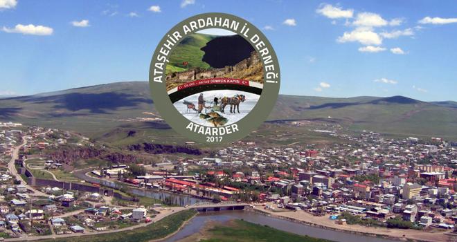 Ardahanlılar Ataşehir'de Buluşuyor