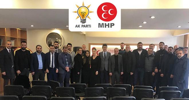Ataşehir'de Cumhur İttifakı'ndan İstişare Toplantısı