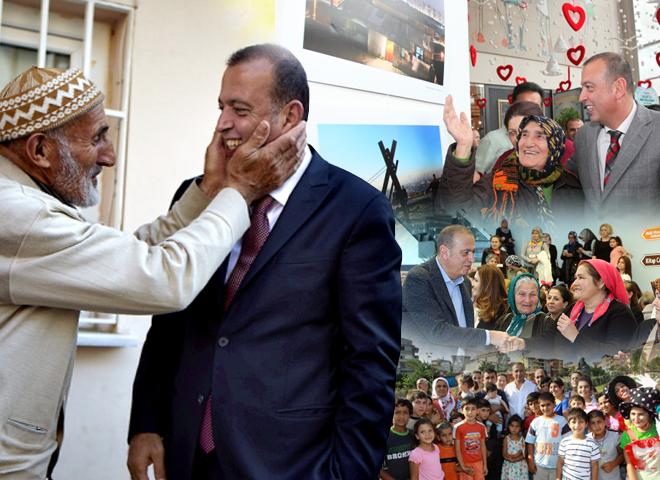 Başkan İlgezdi'den Ataşehirlilere Mesaj Var