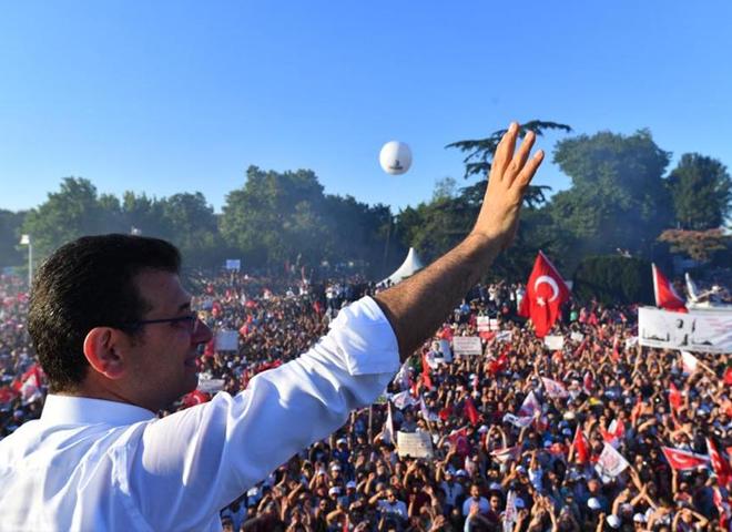 İmamoğlu: 'İstanbul'u birlikte ayağa kaldıracağız'
