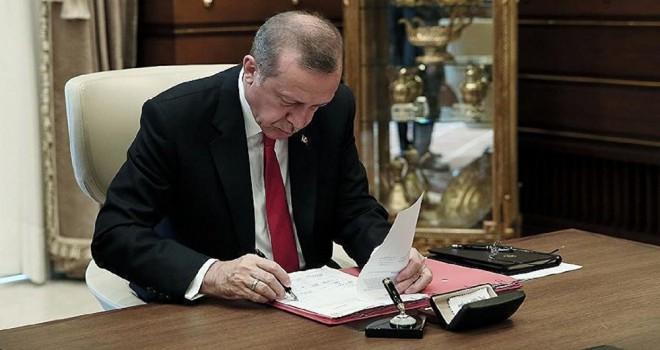 Cumhurbaşkanı Erdoğan Ataşehirli o isimi bakın hangi göreve atadı!