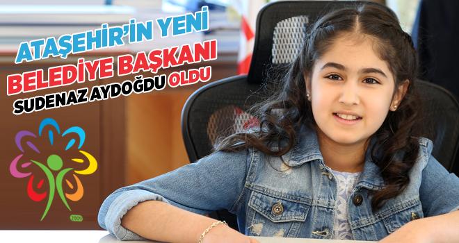 Ataşehir'in yeni belediye başkanı Sudenaz Aydoğdu oldu