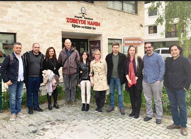 Ataşehir ile Monheim arasındaki kültürel bağ güçleniyor