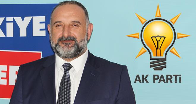 Fehmi Zafer Düşgün, AK Parti'den Belediye Meclis Üyeliği için başvurusunu yaptı