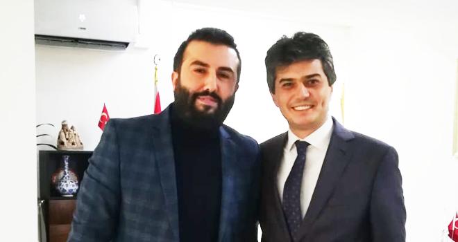 Siyasetin Sevilen Simalarından Metin Kale, AK Parti'den Meclis Üyeliği Başvurusunda Bulundu