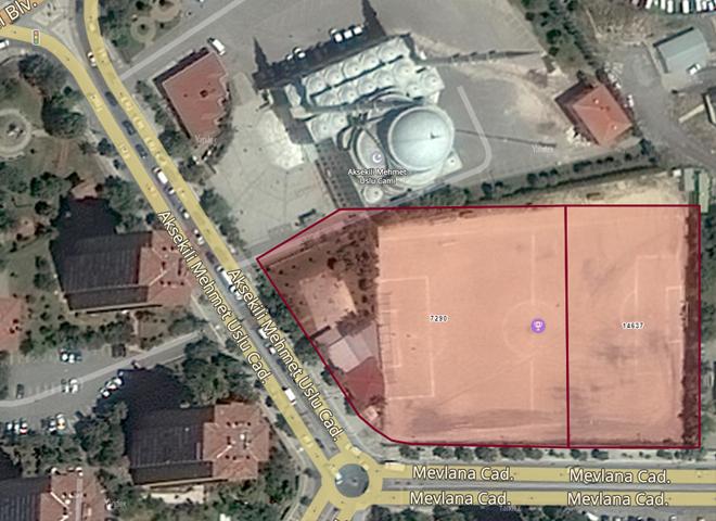 Ataşehir'deki hangi spor sahası bakanlığa yurt yapılmak üzere devredildi! İşte ayrıntılar...