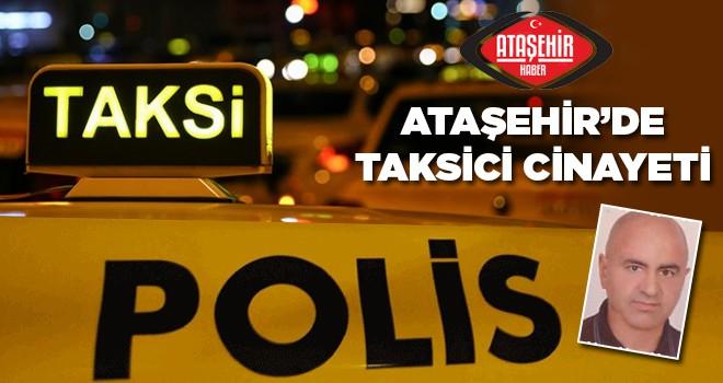 İçerenköy'de tartıştıkları taksiciyi öldürdüler