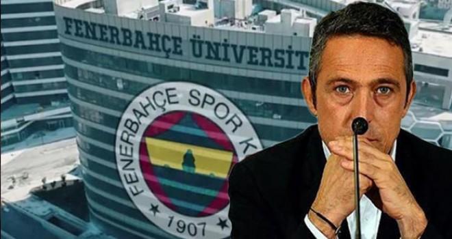 Ataşehir'deki Fenerbahçe Üniversitesi ile ilgili belirsizlik sürüyor