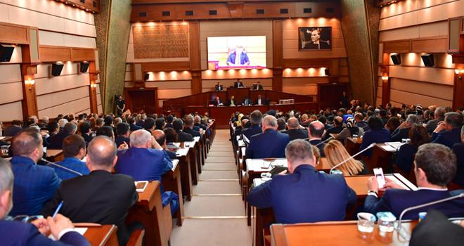İBB ve İETT 2018 Faaliyet Raporları Onaylandı