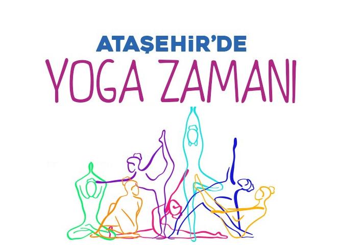 Ataşehir'de ücretsiz yoga eğitimleri başlıyor