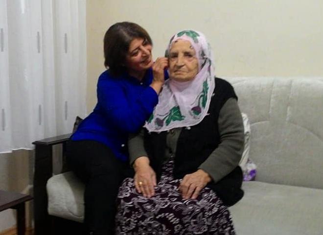 İnönü Mahalle Muhtarı Songül Ercan Tulunay'ın acı kaybı