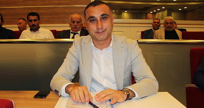 Ataşehir Belediye Meclisi'nde MHP Grubu kuruldu