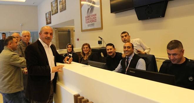 Ataşehir Belediyesi'nde Güleryüzlü Hizmet