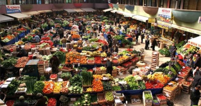 Ataşehir Hali'nde Yüzde 300-800 arasında kar ile ürün satışı tespit edildi! Bakanlık denetimleri sıklaştırdı...
