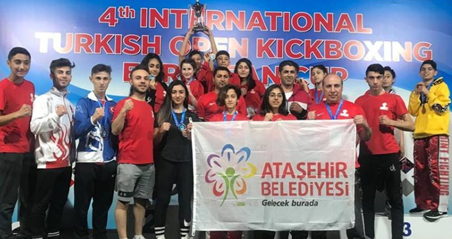 Ataşehir Belediyespor 9 Derece ile İstanbul'a döndü