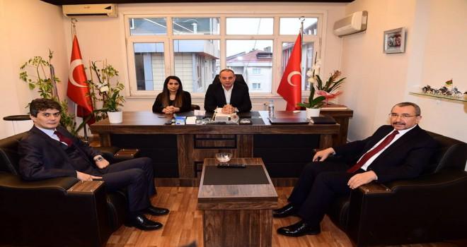 MHP Ataşehir'de Cumhur İttifakı Adayı İsmail Erdem'i Destekleyecek
