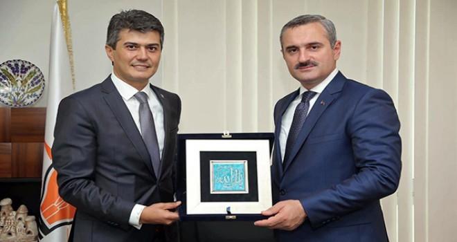 Av. Ahmet Özcan'dan veda mesajı