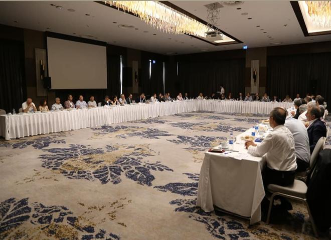 Ataşehir'in Gelecek 5 Yılı Planlanıyor