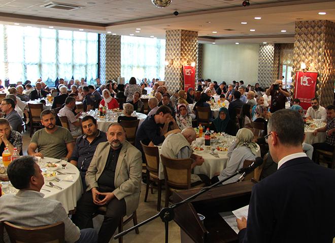 Ataşehir Kaymakamlığınca '15 Temmuz Demokrasi ve Milli Birlik Günü' etkinliği düzenlendi