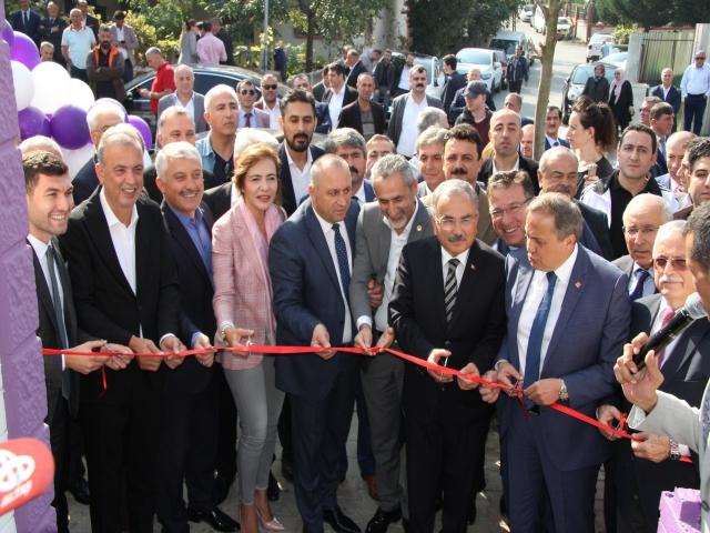 Ataşehir Ordulular Derneği Ana Merkez Hizmet Binası törenle açıldı