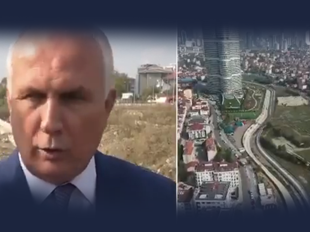 Ataşehir ve Kadıköy'deki Kurbağalıderedeki su baskınlarına karşı kalıcı çözüm getiriliyor