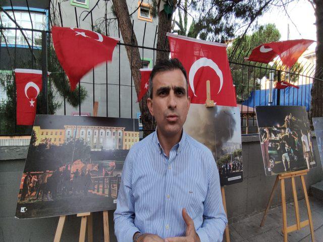 İBB - Ataşehir Meclis Üyesi Haluk Sadıkoğlu, İBB'deki Ataşehir'in İmar Planları Hakkında Bilgi Verdi