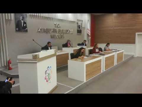 Ataşehir Belediye Meclisi 2019 Yılını Gergin Kapattı