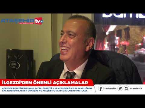 Ataşehir Belediye Başkanı Battal İlgezdi, Ataşehir ve gündem ile ilgili soruları yanıtladı