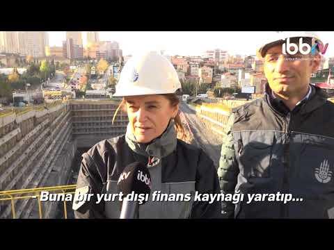 Ümraniye-Ataşehir-Göztepe Metro Hattı'nın ne zaman tamamlanacağı belli oldu!